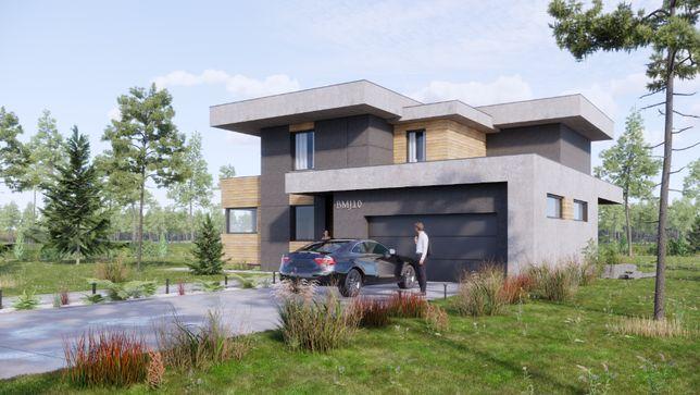 Wizualizacje architektoniczne 3D: budynków, osiedli, animacje 3D