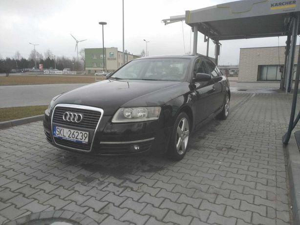 Audi  A6C6 sprzedam rok prod. 2005