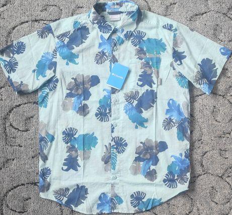 Рубашка летняя Columbia оригинал