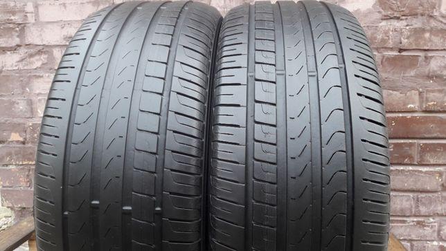 ПАРА 255/60/17 Pirelli Scorpion Verde лето шины резина бу R17