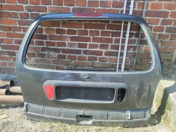 Tylna klapa Renault Espace III