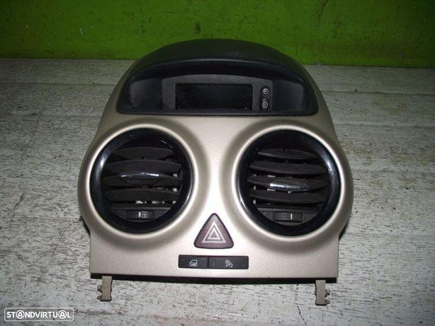 PEÇAS AUTO - Opel Corsa D - Display C/ Máscara - DIS12