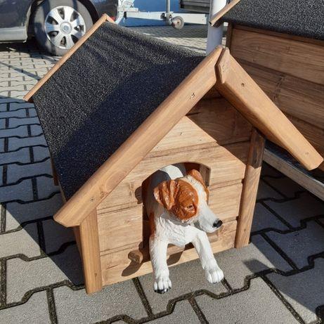 Buda dla psa (ocieplana)