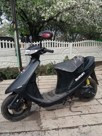 Продам скутер suzuki sepia zz
