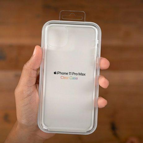 Оригинальный чехол iPhone 6/S/7/8/Plus/X/XS/XR/11/Pro/Max Clear case