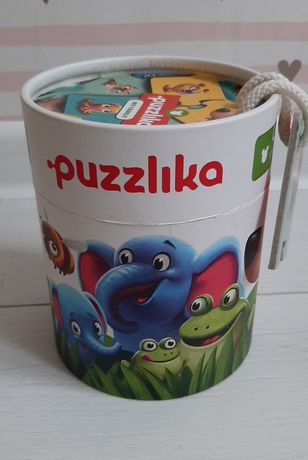 Пазлы для малышей Puzzlika Пазлика