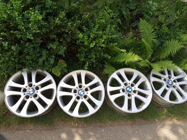 Felgi aluminiowe 17' do BMW serii 3