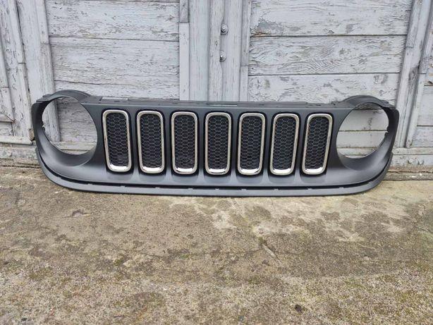 Решетка радиатора (комплект) Jeep Renegade 2014-