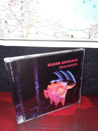 Płyta CD Black Sabath ,,Paranoid''