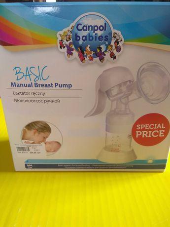 Молоковідсмоктувач ручний Conpol Babies Basic
