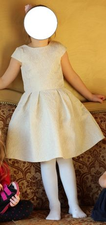 Sukienka wizytowa wesele ślub Cool Club j idealna j. Nowa
