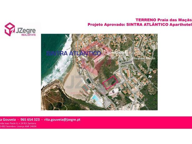 Terreno para Aparthotel Praia das Maçãs