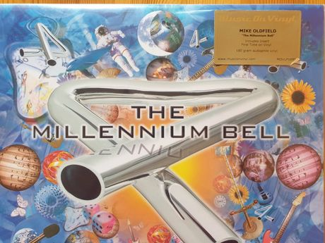 Mike Oldfild- The Millenium bell Lp.