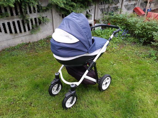 Wózek dziecięcy 2w1 Bexa line gondola i spacerówka