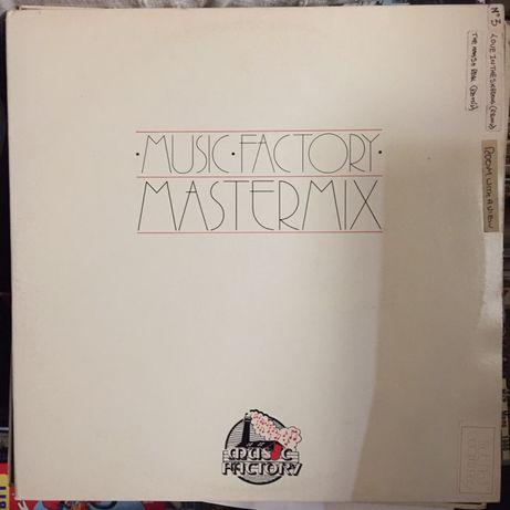 Music Factory mastermix - issue 3 - DJ mix - 1986 - Raro