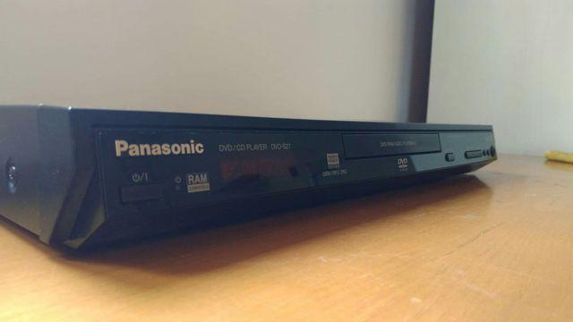 Odtwarzacz DVD CD Panasonic