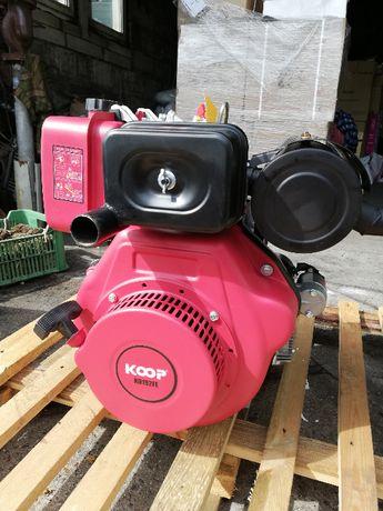 Silnik KOOP diesel model 192F 192FA 8,6kW jak kipor, yanmar