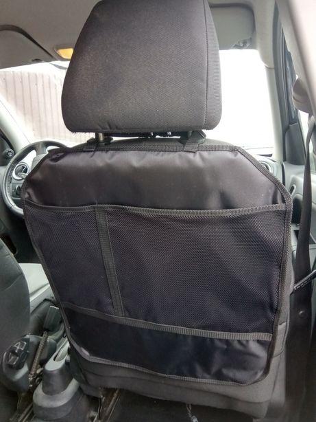 Чехол органайзер защита сиденья автомобиля от грязных ножек