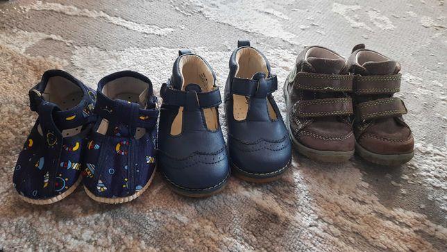 Тапочки, кросівки, туфлі ( взуття для малюка)
