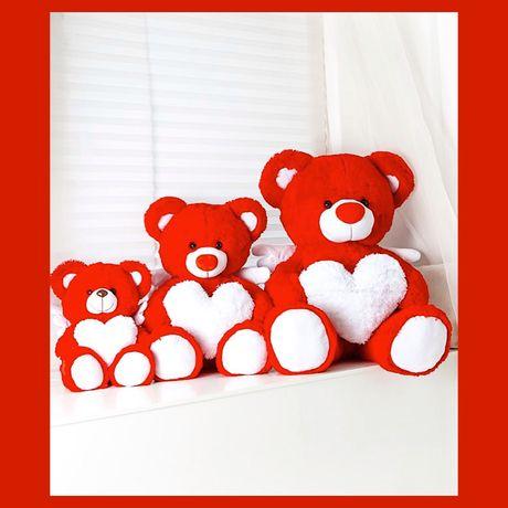 Купить Плюшевого мишку.ПОДАРОК НА 8 МАРТА/ Купити Плюшевого ведмедика.