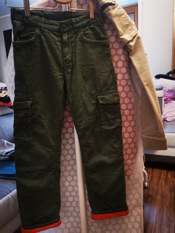 Spodnie H&m roz. 134