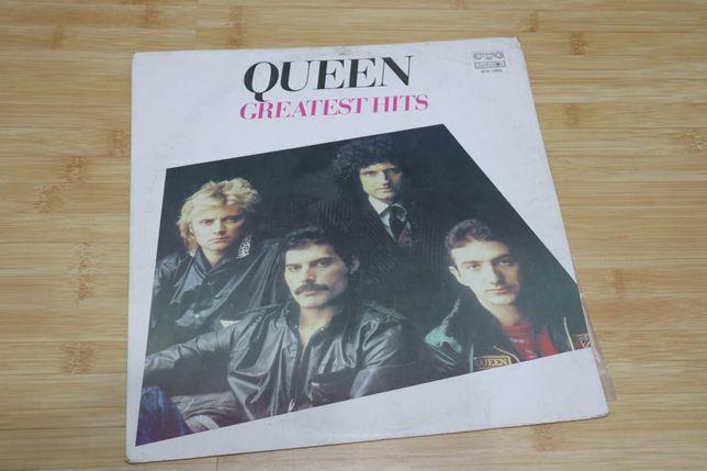 Виниловая пластинка «Queen -  Greatest Hits» Balkanton 1981 г