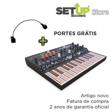 Pack Arturia Microfreak + Microfone - NOVO