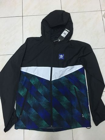 Casaco adidas towning jkt DU8380 novo