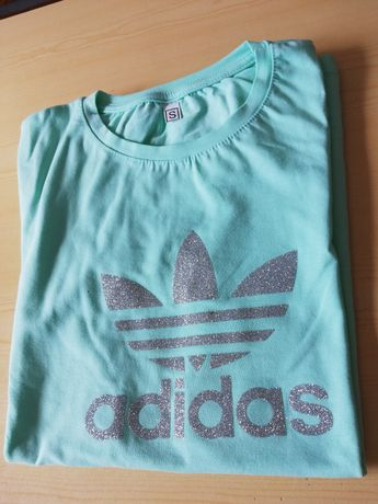 Nowe bluzka damska Adidas S