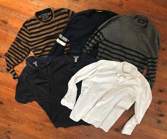 Camisas e Camisolas