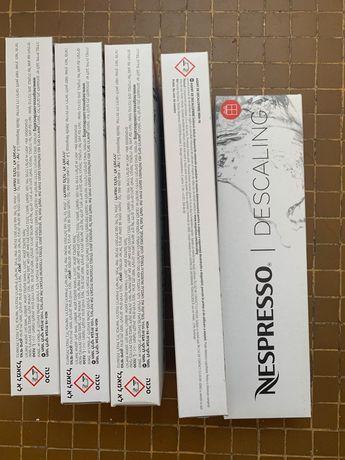 kits de descalcificação nespresso