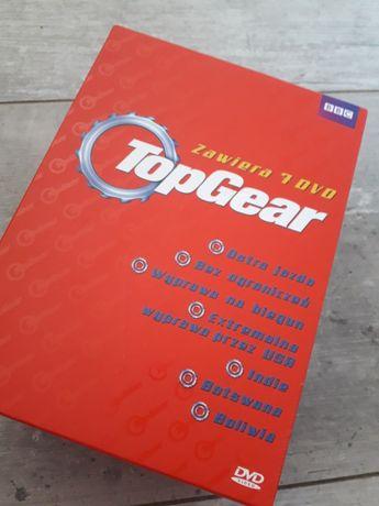 Serial Topgear 7 plyt dvd
