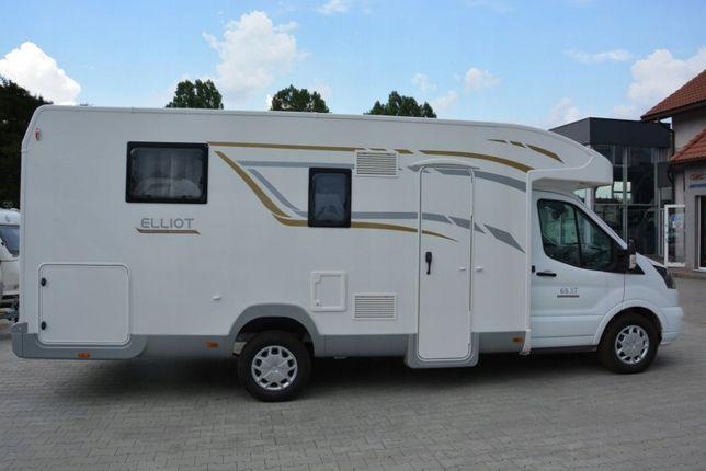 Kamper wynajem od 350 zł doba - Camperowo.pl - Ford Transit 2018r.