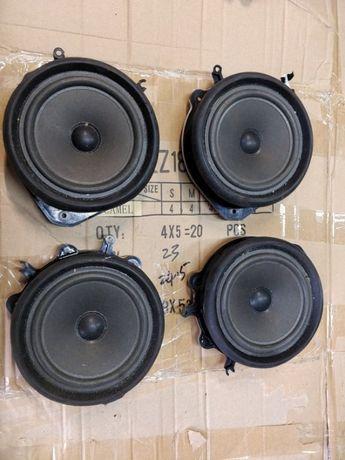 Głośniki Audi A4 B6 B7 4szt