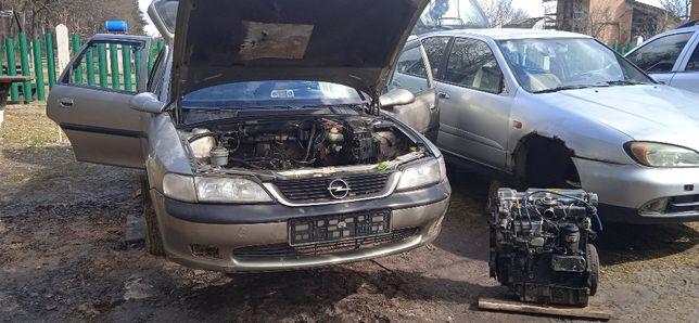 Разборка Opel Vectra B 2.0DTI, Y20DTH, X20DTH, вектра б, омега б