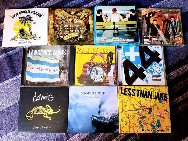 Lote de 10 CDs - Punk Rock 2 (Portes Grátis)