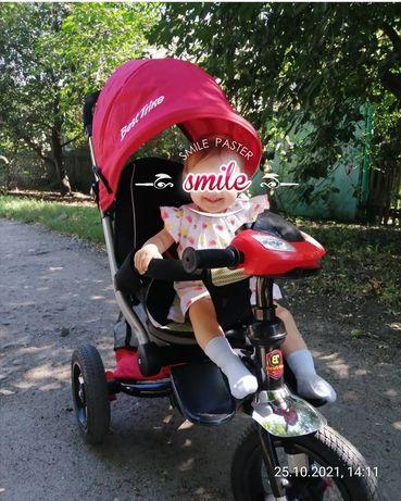 Велосипед дитячий Best Trike велосипед детский