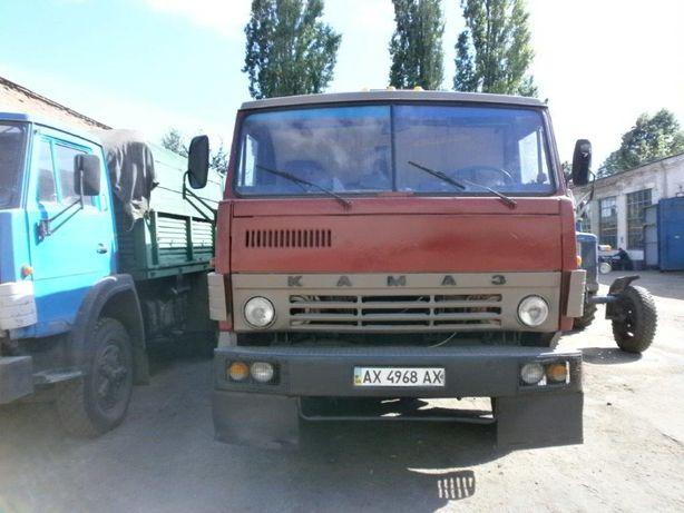КАМАЗ 5320 бортовой 1988г.в.