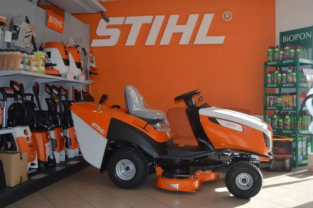 Serwis naprawa traktor traktorek kosiarka STIHL, Alko, Viking, KUTNO