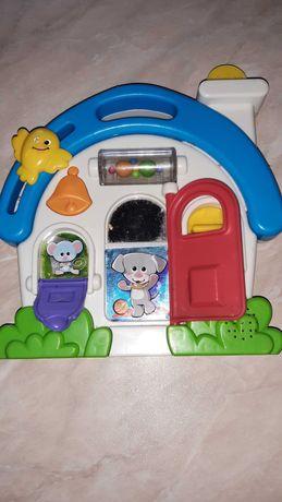Zabawka interaktywna dla maluszka