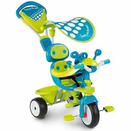 Трехколесный велосипед Smoby Baby Driver Sport