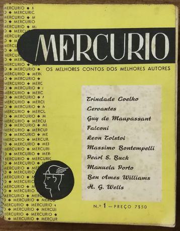 mercurio, os melhores contos, nº 1 a nº 8, completo