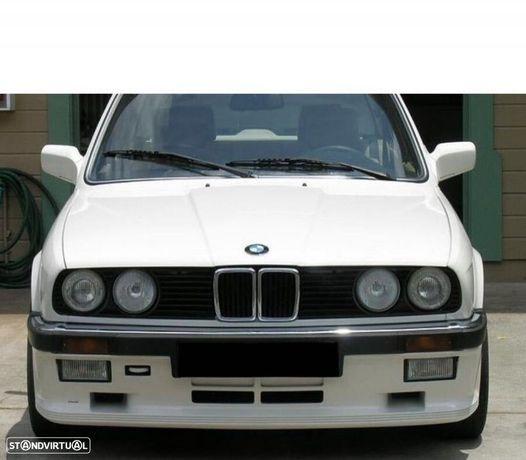 PARA-CHOQUES FRONTAL BMW SERIE3 E30 PACK M TECH 82-94 / M TECHNIX 1 PLASTICO ABS