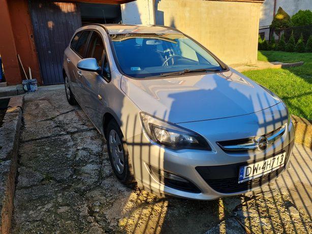 Opel Astra j 1,4 LPG 140KM