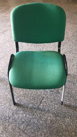Cadeiras de escritório ou de sala de espera