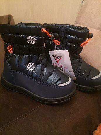 Сапоги (ботинки) зимние Topolino