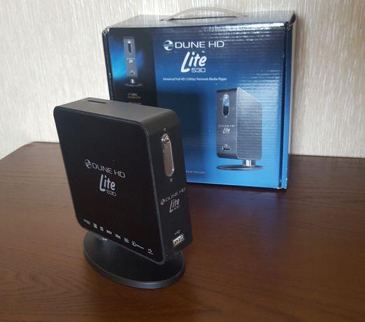 Медиаплеер DUNE HD Lite 53D в отличном состоянии