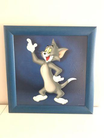 Quadro Tom & Jerry