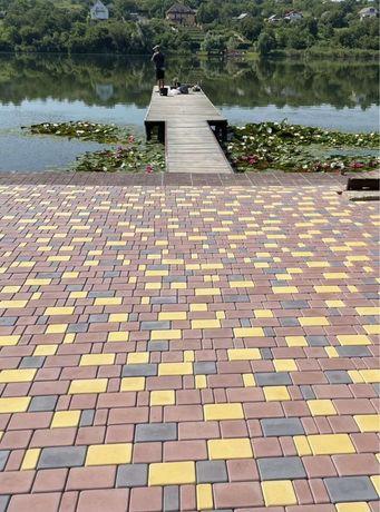 Тротуарная плитка Старый город BrookLane