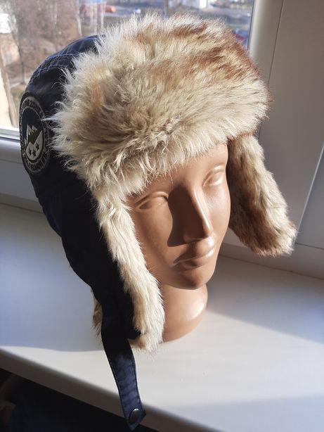 Зимняя шапка H&M 2-3года